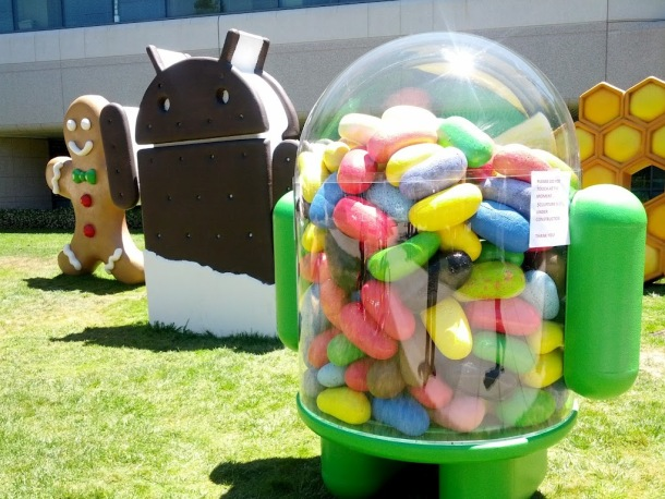 Jelly Bean ! Android 4.1, first thoughts ! (1/5)